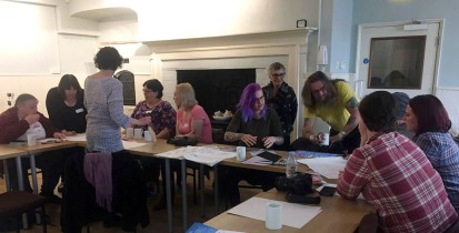 Norwich and Central Norfolk Mind Waves Service Animation Workshop and Animated Film – Theme Talk about yourfeelings