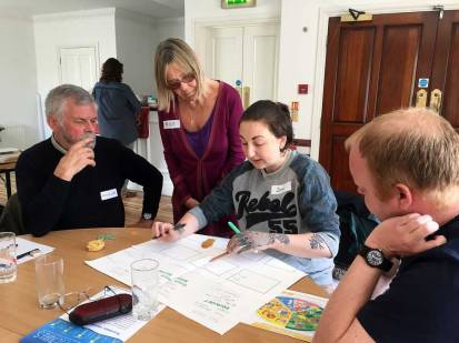 Norwich and Central Norfolk Mind Animation Workshop at Anteros Arts and Animated Film – Theme EatWell