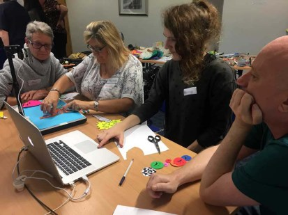 Norwich and Central Norfolk Mind Animation Workshop and Animated Film – Theme Ask forHelp