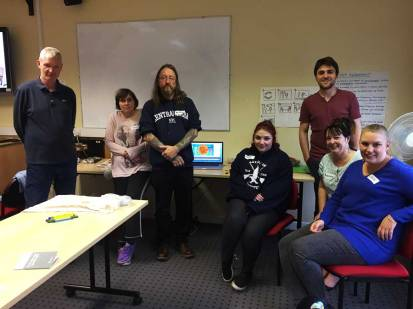 Norfolk Recovery Partnership NSFT Animation Workshop and Animated Film – 'DrinkSensibly'