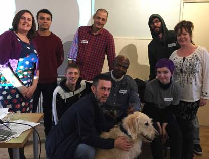 Norwich and Central Norfolk Mind Animation Workshop and Animated Film – 'Care forothers'